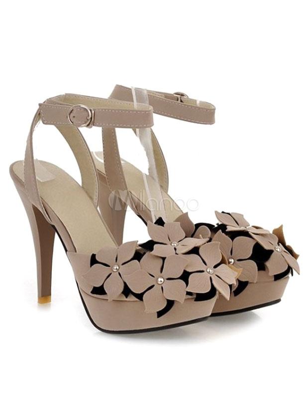 Ovalada dise o antiguo pu de cuero zapatos elegantes para for Diseno de zapatos
