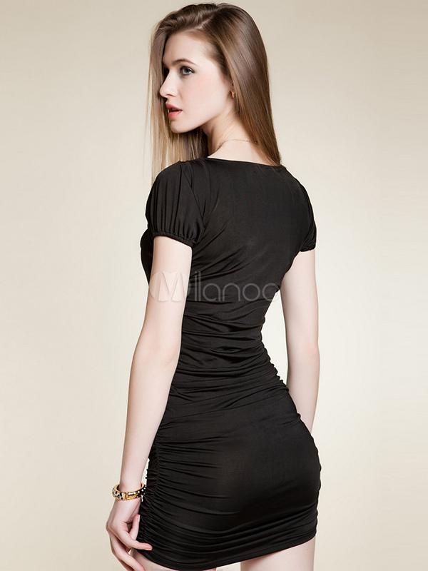 Mini robe courte