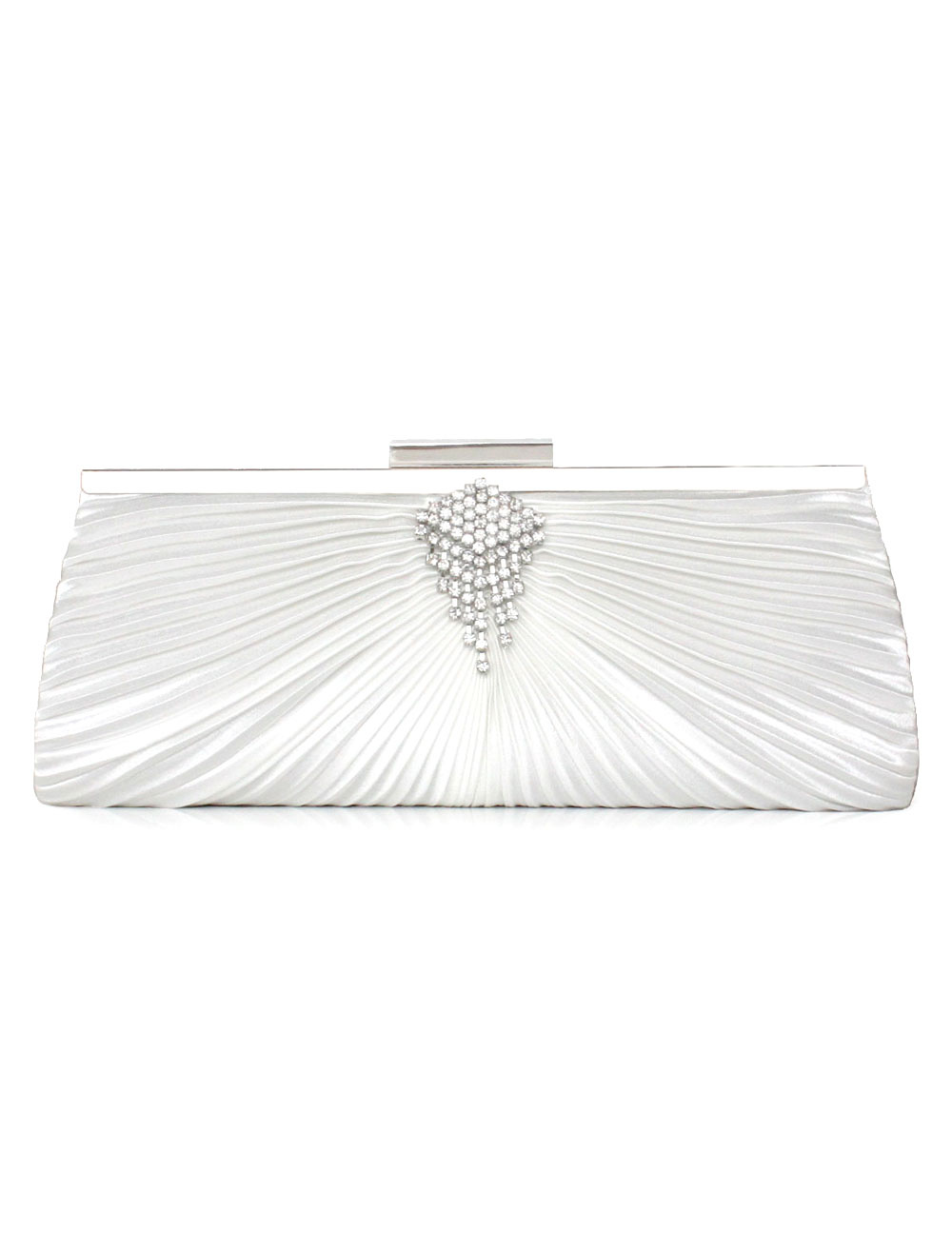 Evening Bag With Rhinestone
