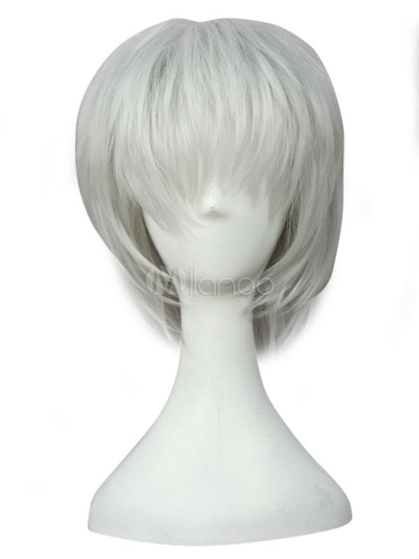 Buy Tokyo Ghoul Ken Kaneki Cosplay Wig Halloween for $21.99 in Milanoo store