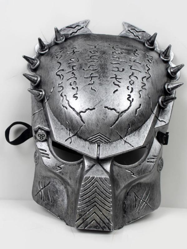 Halloween Mardi Gras Alien VS Predator Mask Halloween