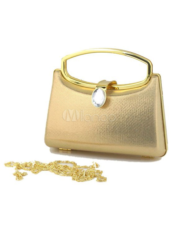 Vintage Sequined Evening Bag
