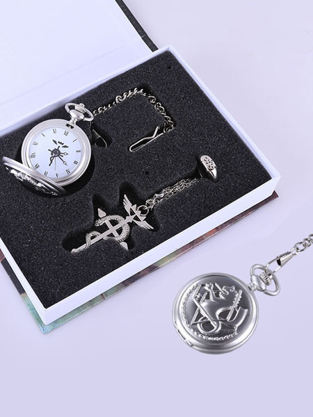 Fullmetal Alchemist Pocket Watch Halloween