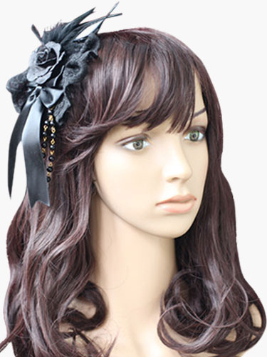 Buy Gothic Lace Lolita Headdress for $18.89 in Milanoo store