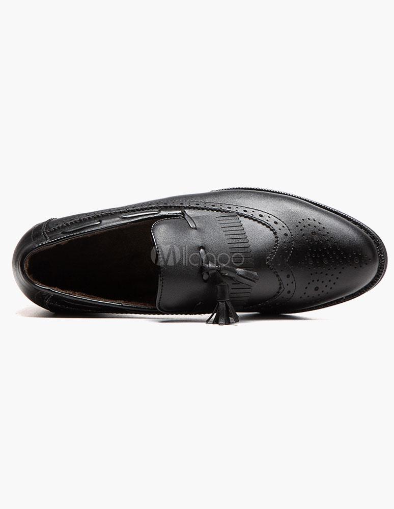 Zapatos de pu con adornos colgados for Zapateros colgados