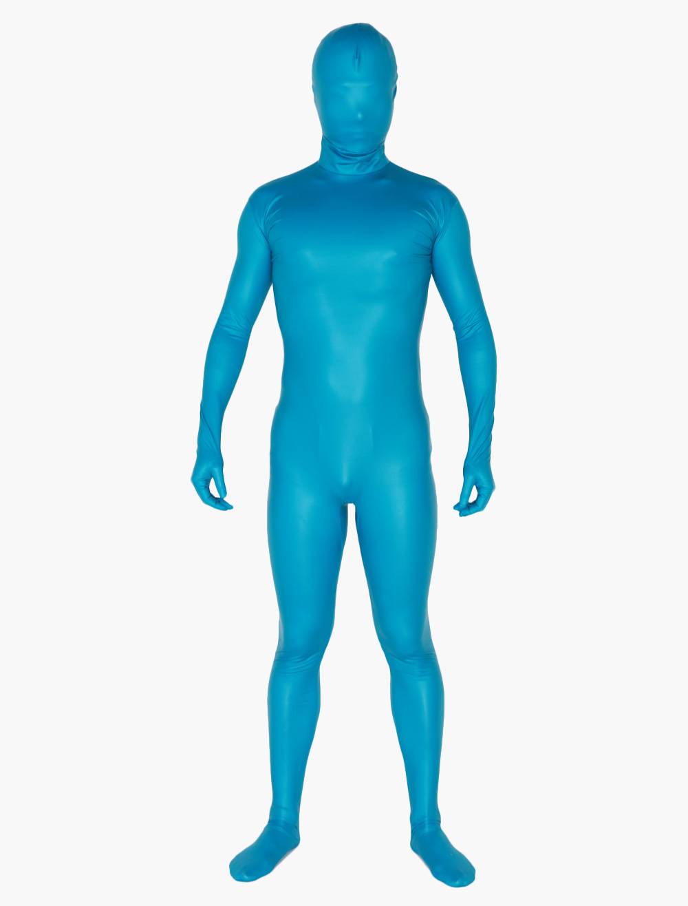 Unisex Unicolor Zentai Suits  Halloween