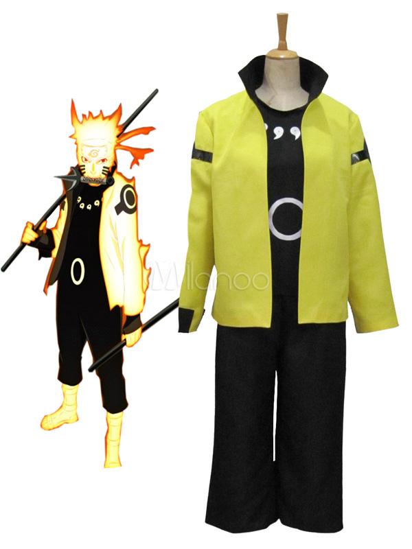 Buy Uzumaki Naruto Naruto Cosplay Costume Halloween for $106.67 in Milanoo store
