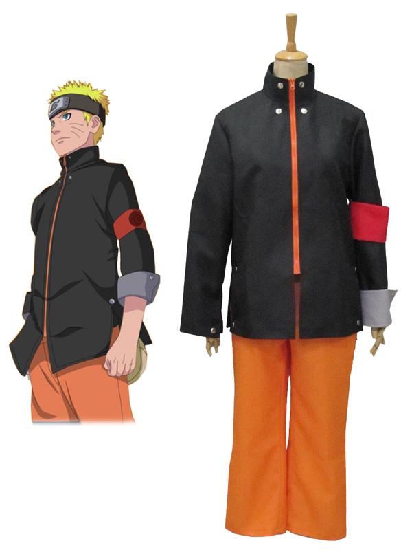 Buy Uzumaki Naruto Naruto The last Cosplay Costume Halloween for $90.99 in Milanoo store