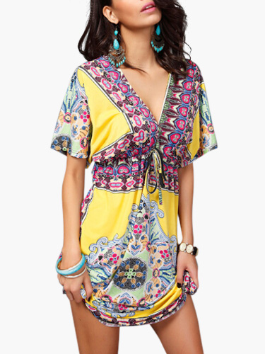 Beach Kimono Tunic March 2018. New collection, free shipping.
