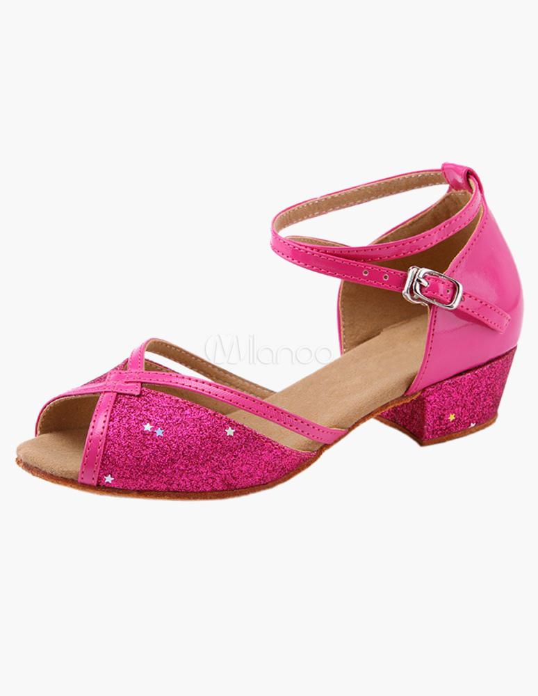 Tobillo correa brillo calidad latino zapatos oWR9rwG