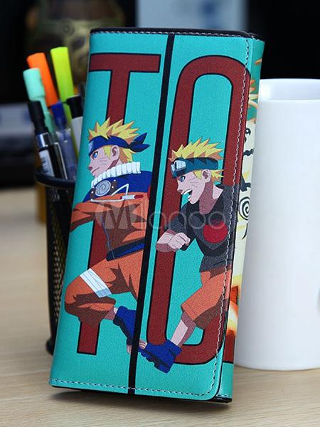 Buy Naruto PU Anime Purse Halloween for $10.11 in Milanoo store