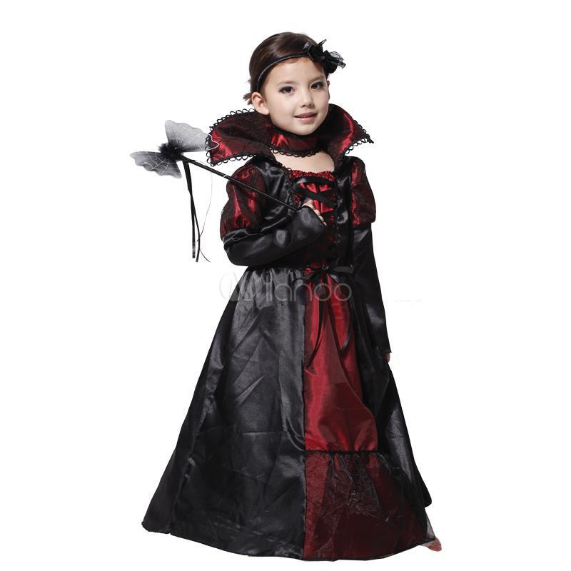 halloween hexenkost m f r m dchen in schwarz. Black Bedroom Furniture Sets. Home Design Ideas
