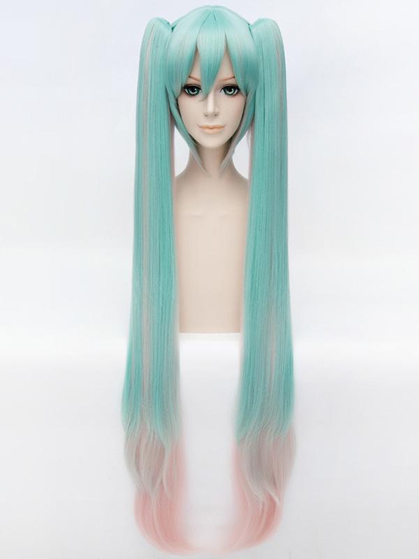 Vocaloid Hatsune Miku Cosplay Wig Halloween