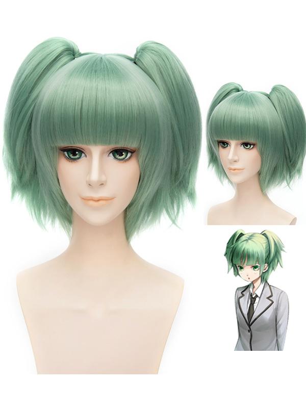 Buy Heat-resistant Fiber Assassination Classroom Kayano Kaede Cosplay Wig Halloween for $17.09 in Milanoo store