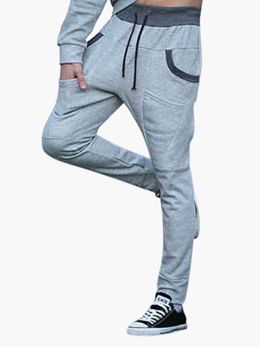 Cotton Straight Cool Sweatpants Men's Pants