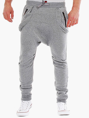 Comfy Cotton Sweatpants Men's Pants