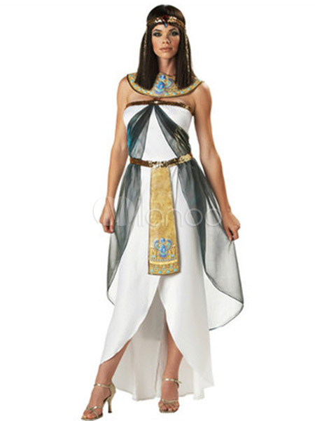 039bf79927 Halloween Sexy Cleopatra Vestido Egipto Reina Disfraz Cosplay Halloween-No.1