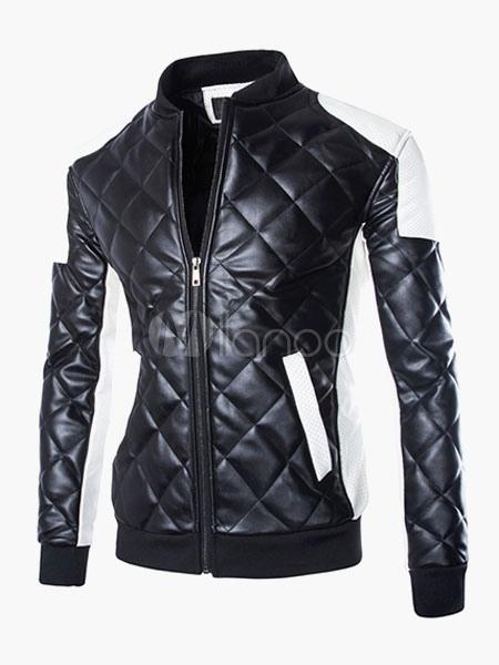 Fashion Man's Leather Jacket