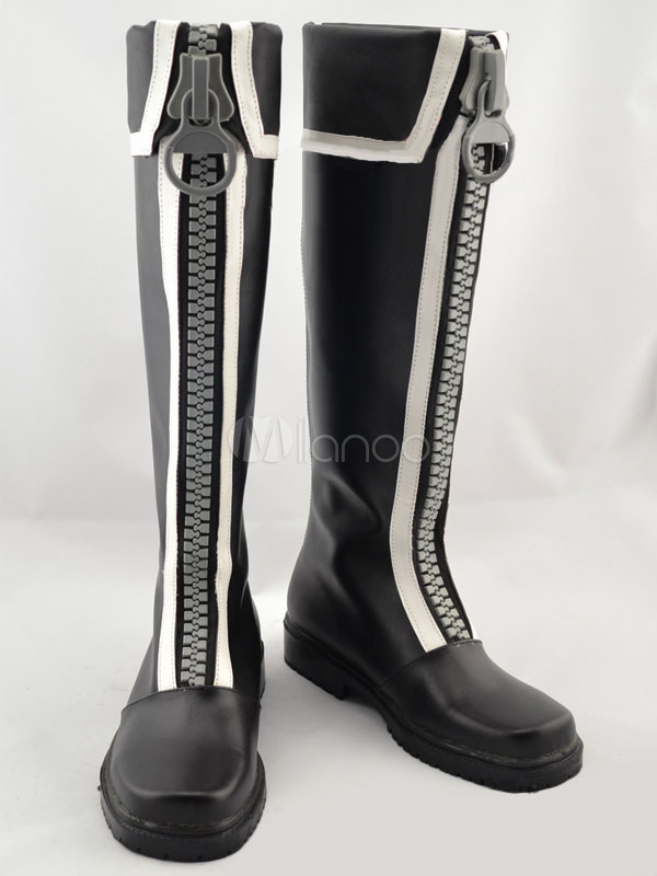 Buy D.Gray Man Allen Walker Cool Cosplay Shoes Halloween for $57.99 in Milanoo store