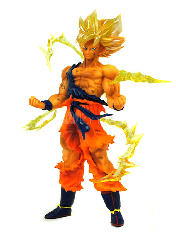 Buy Dragon Ball Anime Action Figure Halloween for $20.23 in Milanoo store