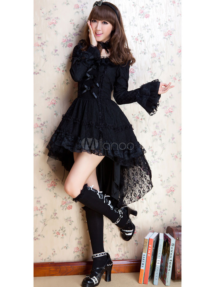 All Black Halloween Costumes For Women