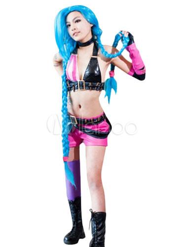 jinx cosplay sexy
