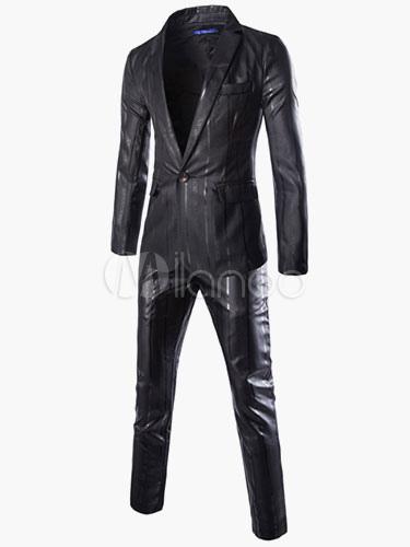 Business Cotton Men's Blazer