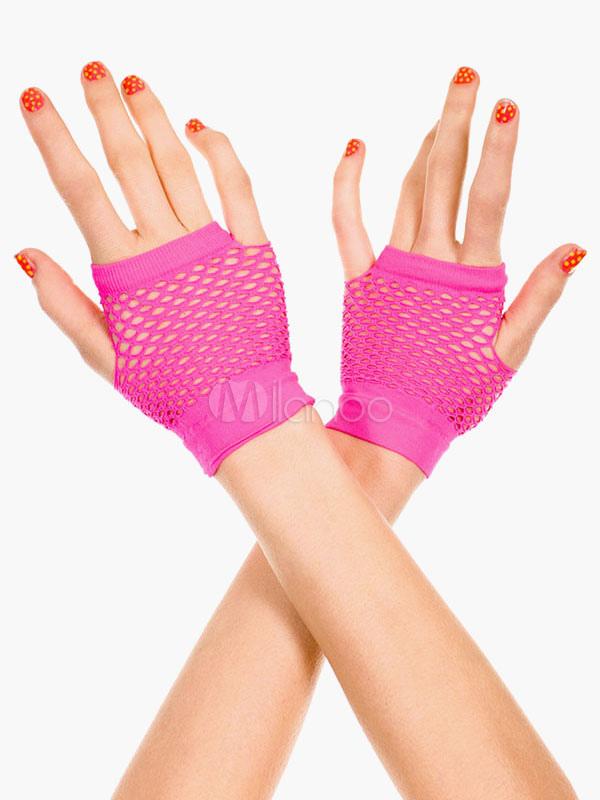 Buy Nylon Women's Net Glove for $3.39 in Milanoo store