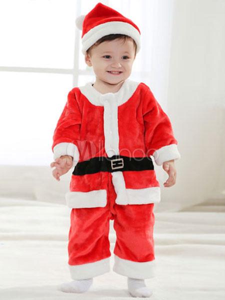 Con trajes de Navidad para nios Milanoocom