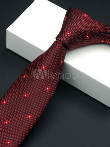 Fashion Polyester Mens Dress Tie