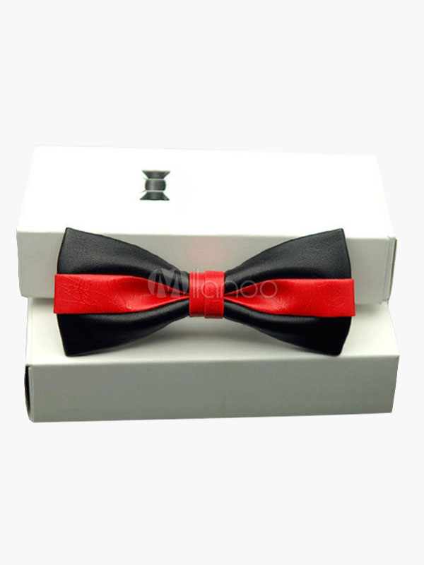 Handsome Polyester Men's Bow Tie