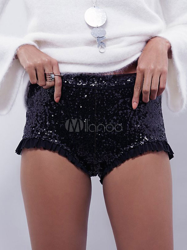 Women's Sexy Sequined Club Pant Sets Cheap clothes, free shipping worldwide