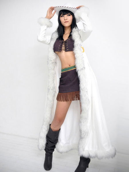One Piece Nico Robin Halloween Cosplay Costume Halloween