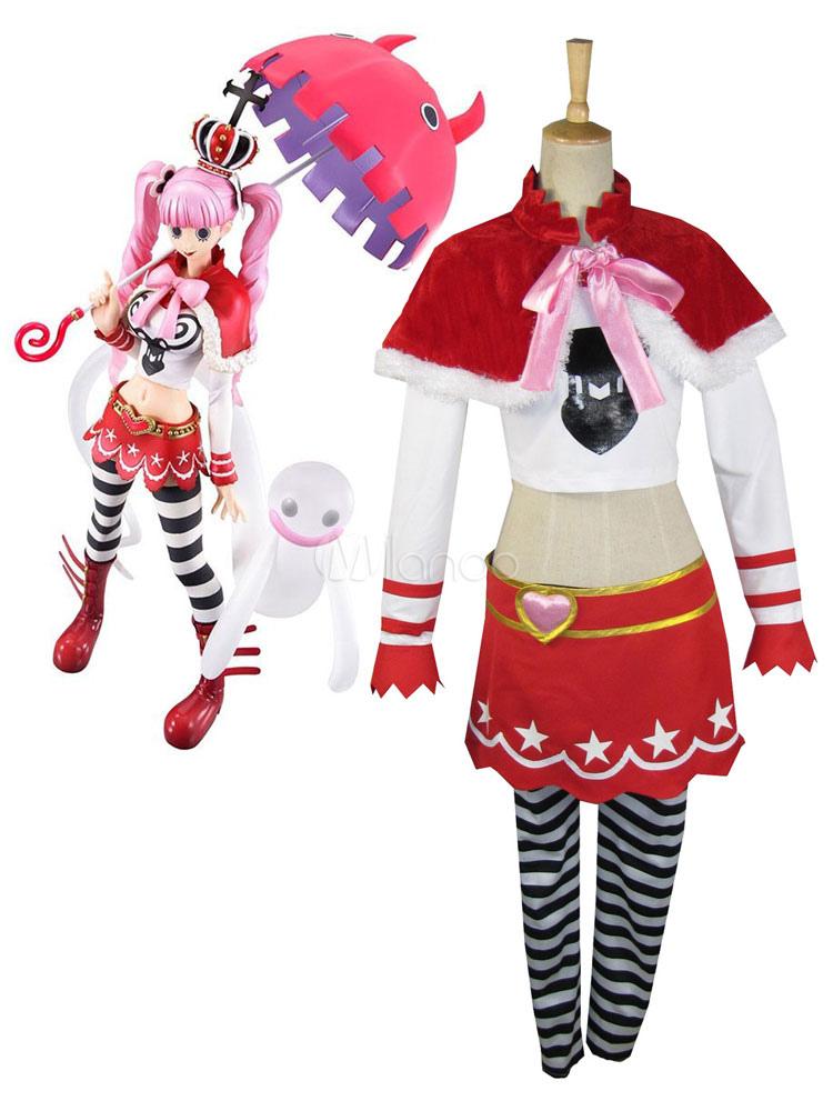Buy One Piece Perona Halloween Cosplay Costume Halloween Ghost Princess Perona Cosplay Halloween for $118.79 in Milanoo store