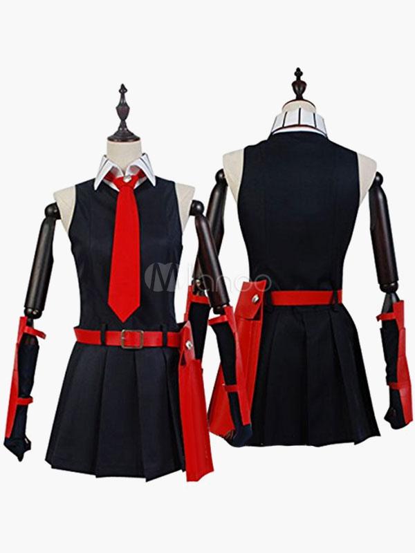 Akame Cosplay Costume  Akame ga kill Halloween Cosplay Halloween