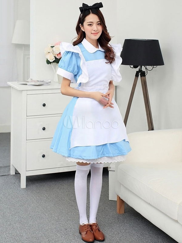 Are not alice in wonderland cosplay costumes phrase, matchless))) Bravo