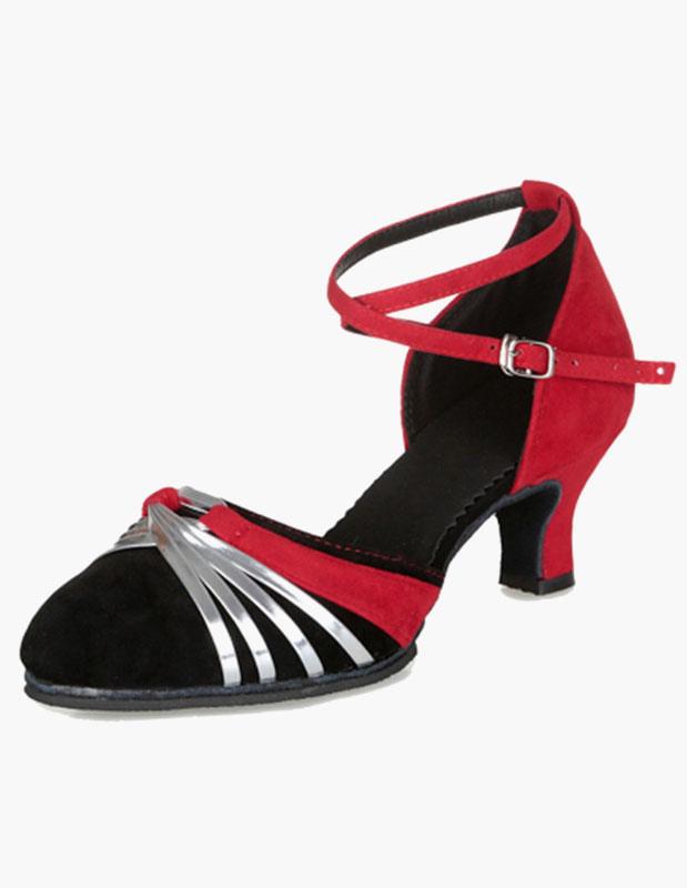 Zapatos de baile Zapatos de salón ante Micro suela suave 7kIG3mXY