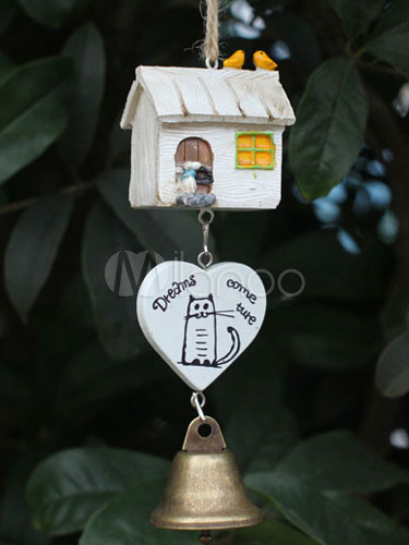 Buy Birthday Gift Totoro Wind Chime Halloween for $9.89 in Milanoo store