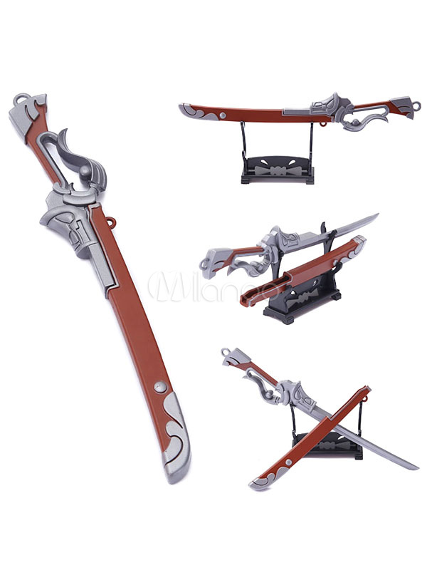 Buy League Of Legends Alloy Cosplay Weapon Halloween for $12.99 in Milanoo store