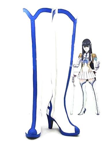 Kill la Kill Kiryurin Satsuki Cosplay Shoes Halloween