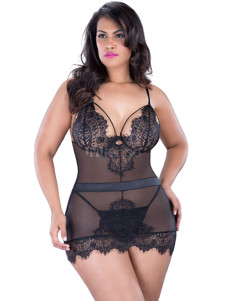 Sexy adult girl onesie mature lingerie sexy plus size lingerie