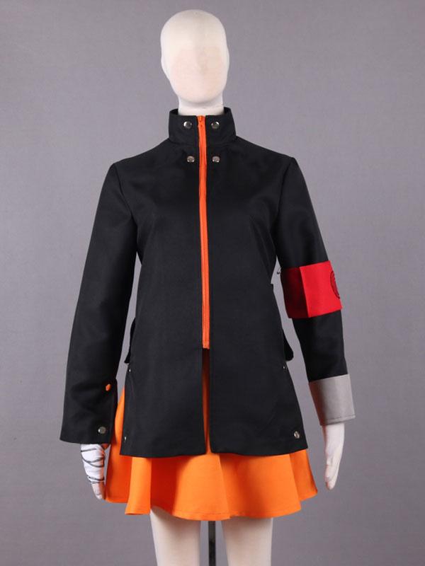 Multicolor Naruto Uniform Cloth Cosplay Costume  Halloween