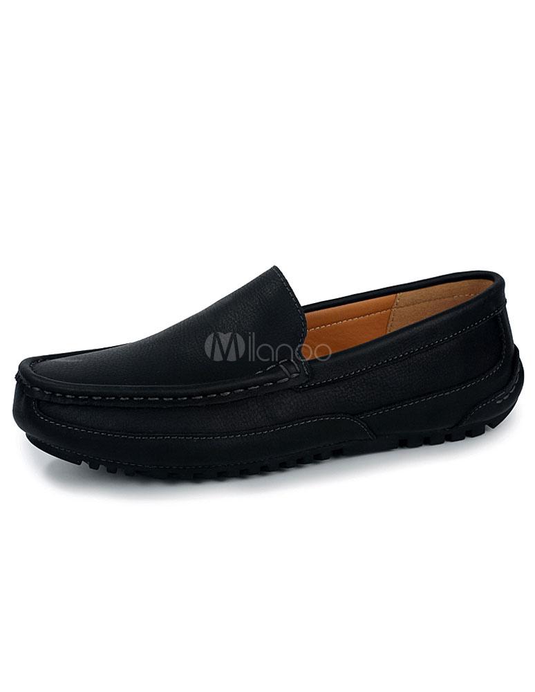 Zapatos negros BBB para hombre UobejqA