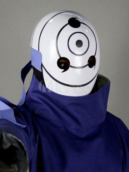 Naruto Obito Mask Plastic Cosplay Accessories Milanoo Com