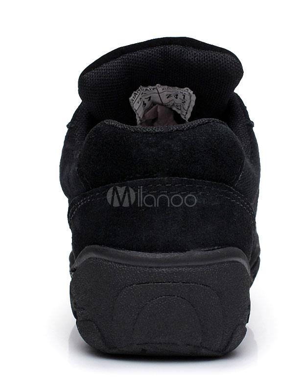 Zapatos baile negro encaje textil zapatos deportivos para mujeres IQOxSh