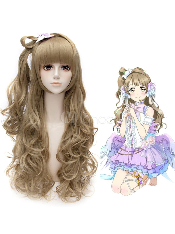 Love Live! Minami Kotori Cosplay Wig Halloween