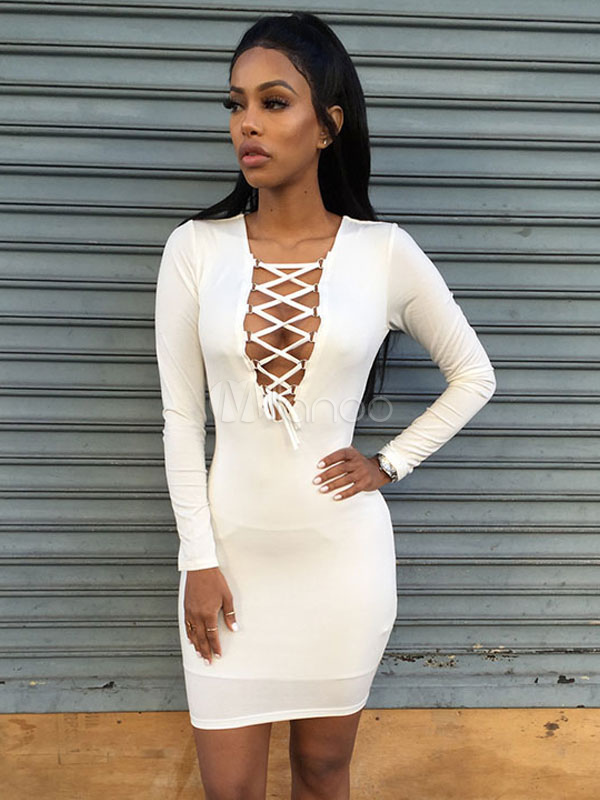 Vestidos para mujer manga larga