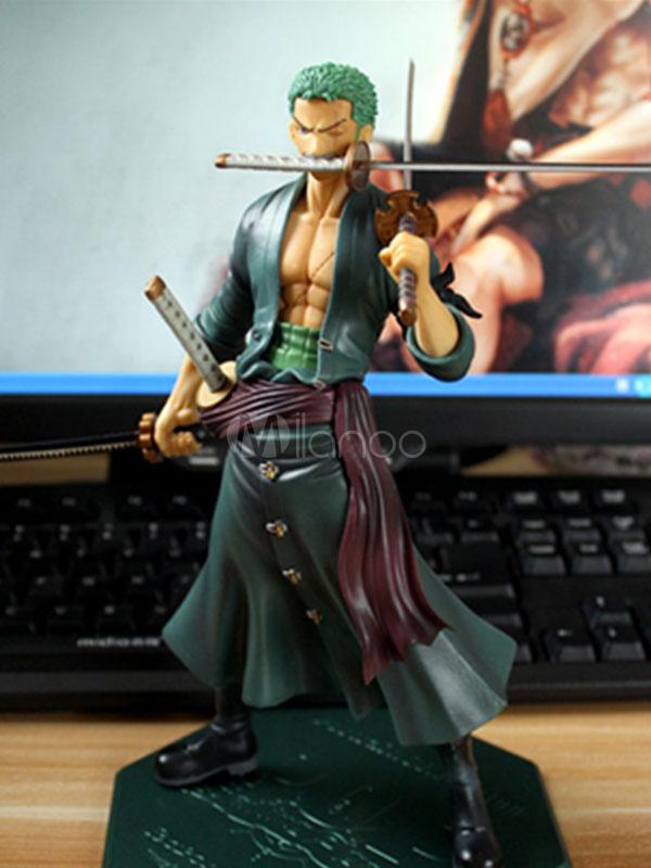 One Piece Roronoa Zoro PVC Figure  Halloween