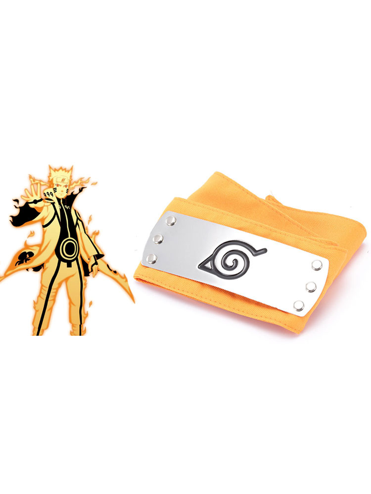 Naruto Kyuubi Headband Cosplay Costume Halloween