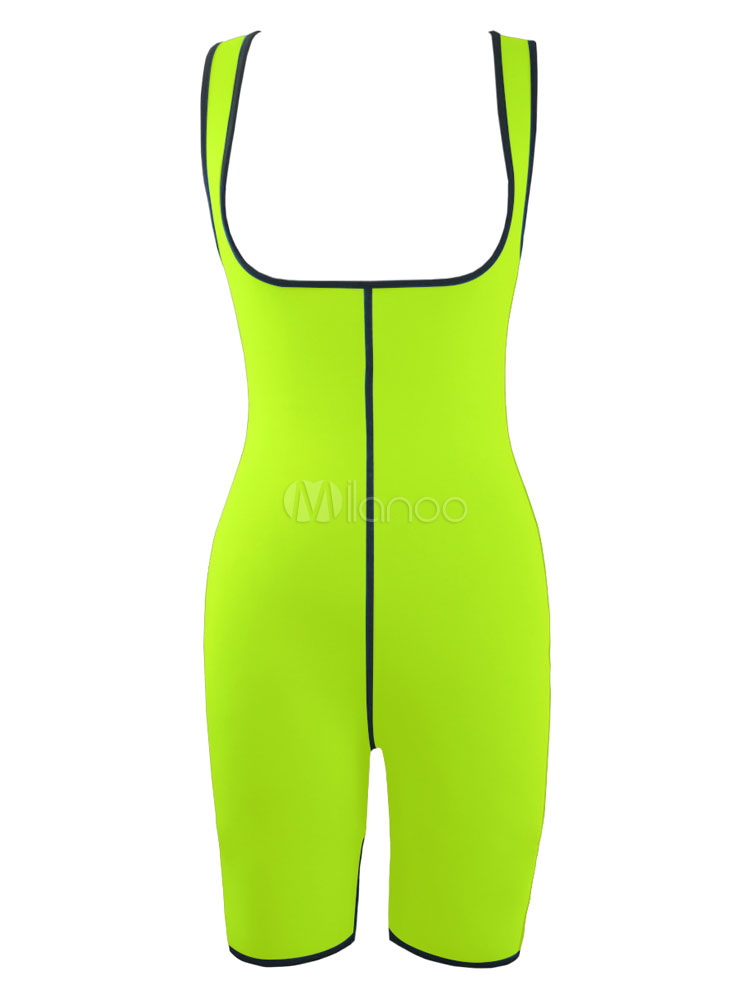 01cb6beea2 ... Full Body Shaper Athletic Extreme Curves Shaping Bodysuit With Zip-No.8